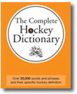 Hockey Dictionary