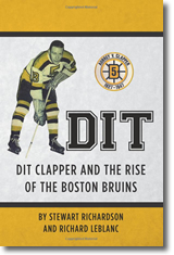 Dit Clapper and the Rise of the Boston Bruins